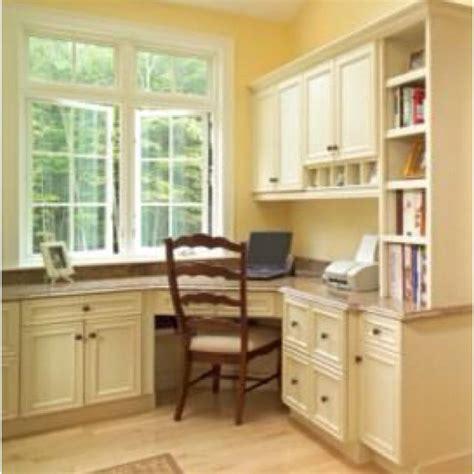 kitchen corner desk built in corner desk there s no place like home