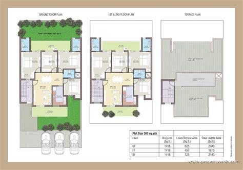 One Bedroom Duplex bptp park elite floors sector 85 faridabad