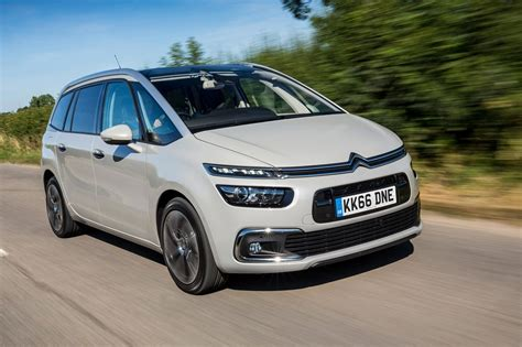 Citroen Picasso C4 by Citroen Grand C4 Picasso Flair Bluehdi 150 2016 Review