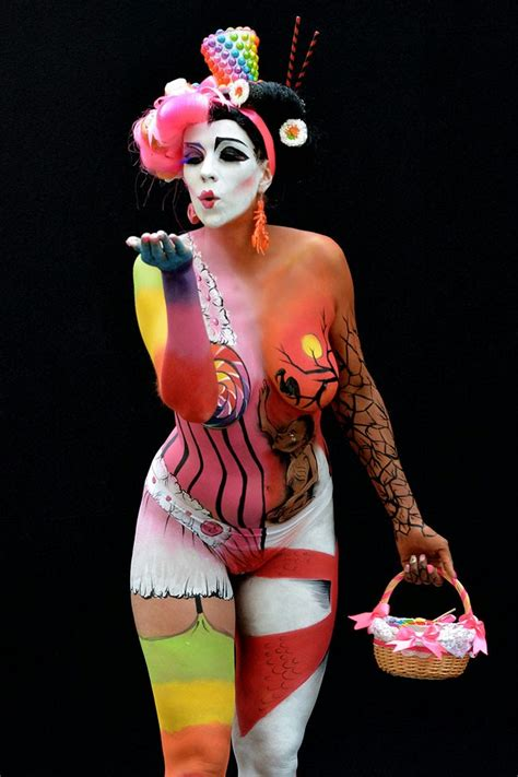 world bodypainting festival australia painting festival new calendar template site