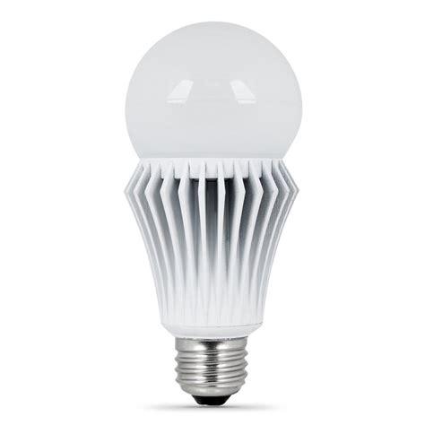 led light bulbs for home 100 watt equivalent feit electric bpag1600dm 100 watt equivalent dimmable