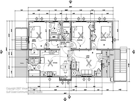 house builder plans modern residential building plans