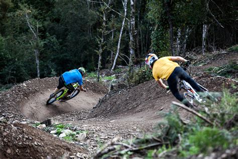 Wood For Benches by Bikepark Wales Photo Epic Pinkbike