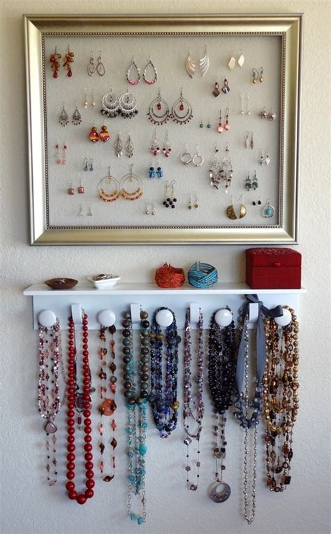ideas for jewelry 23 creative jewelry organization ideas style motivation