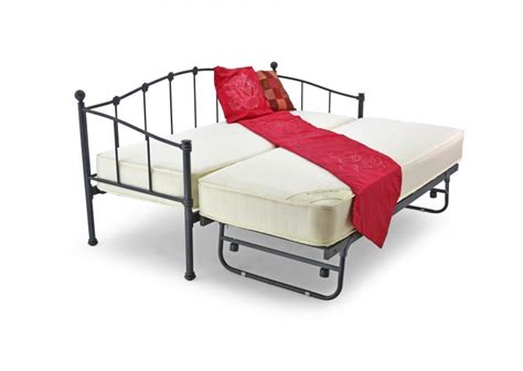 small single metal bed frame metal beds 2ft6 75cm small single black metal day