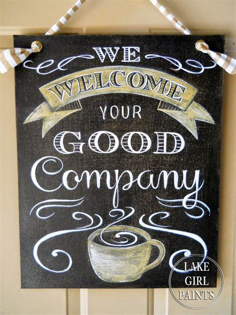 chalkboard paint signs 25 unique chalkboard welcome signs ideas on