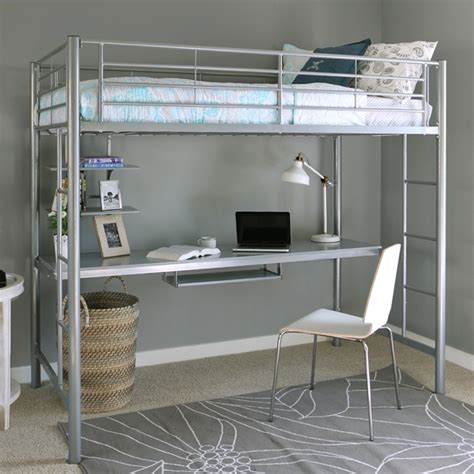 silver bunk bed silver bunk bed 28 images florence bunk bed available