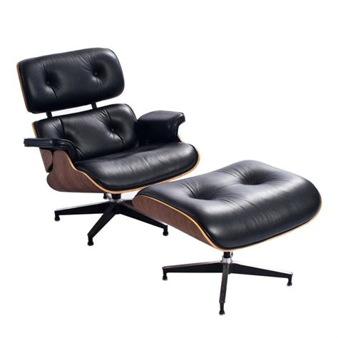 Vitra Eames Lounge Chair Replica by Vitra Eames Lounge Chair Ottoman Replica