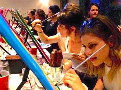 paint nite calgary locations wine paint at lougheed house what s on