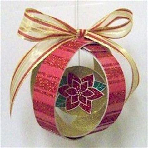 paper ornament crafts paper loop ornament family crafts