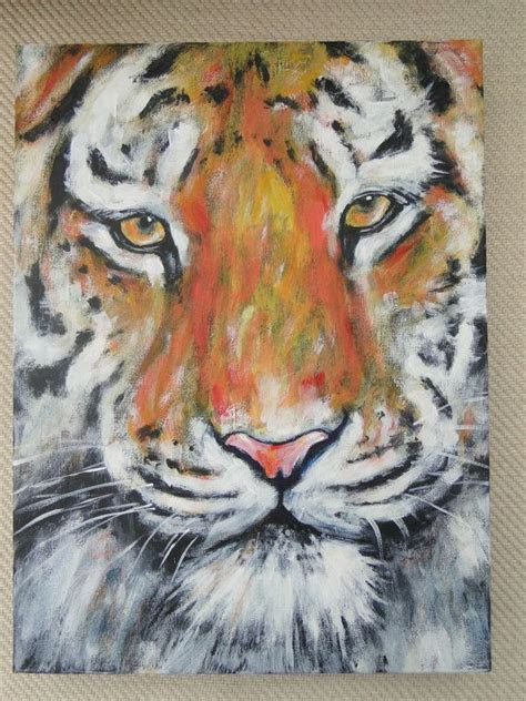 acrylic painting ideas animals best 25 paintings on canvas ideas that you will like on