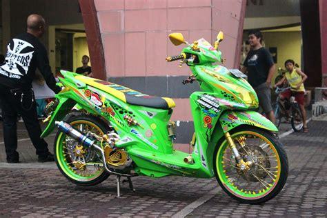 Sepeda Modifan by 100 Gambar Motor Modifan Keren Terupdate Gubuk Modifikasi