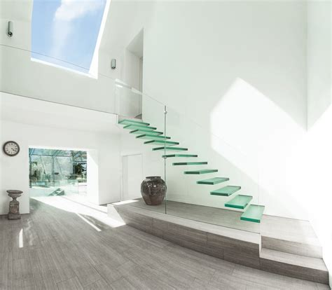 glass wall design 20 glass staircase wall designs with a graceful impact on