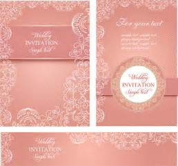 make marriage invitation card free editable wedding invitations free vector 3 714