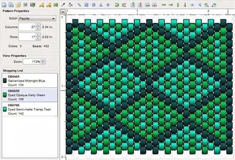 how to do peyote stitch beading imaginesque beading peyote stitch pattern 6