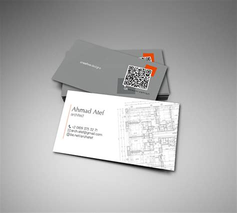 Architectural Business Cards 33 slick business card designs for architects naldz graphics