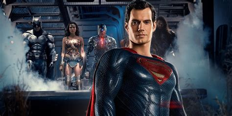 justice league justice league where is superman screen rant
