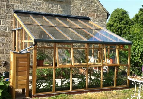 how to build a lean to greenhouse gardeners corner