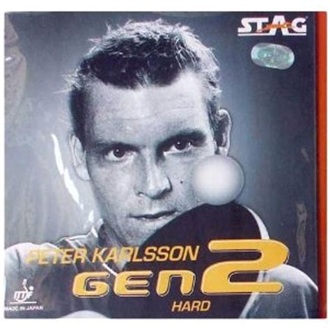 stag rubber st stag karlsson 2 table tennis rubber max