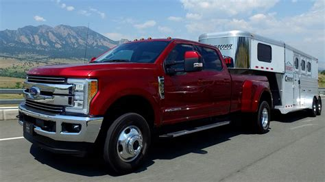 2017 F 250 Horsepower by 2017 Ford Duty F 250 F 350 Review With Price