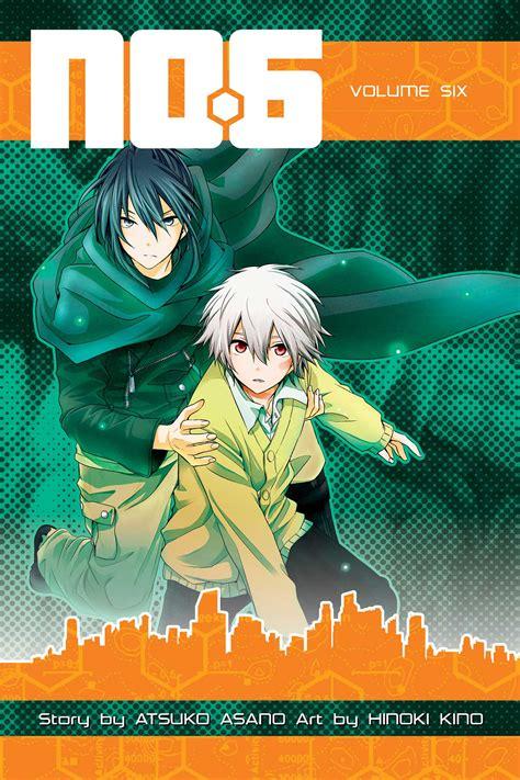 read no 6 no 6 volume 6 kodansha comics
