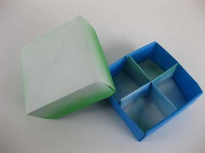 origami box with divider 740 best images about origami on how to make