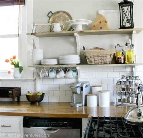 open shelving in kitchen ideas 92 best images about kitchen ideas on