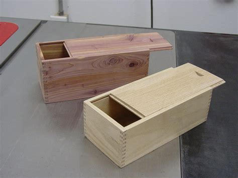 i can do that woodworking projects box jointed boxes with sliding lids snazzy bouw
