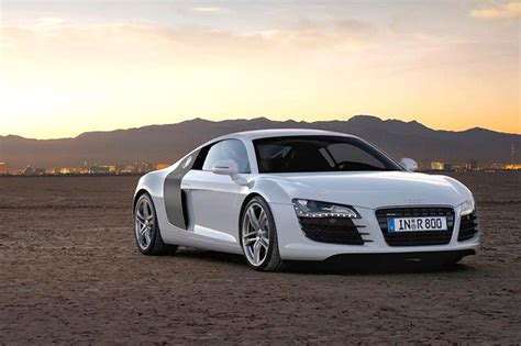 Top Gear Audi R8 by Top Gear 2012 Audi R8 Coupe