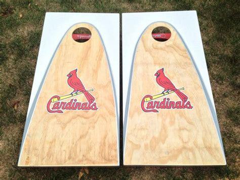 St Louis Cardinals Bean Bag Chair by 25 Best Ideas About Bean Bag Boards On Corn