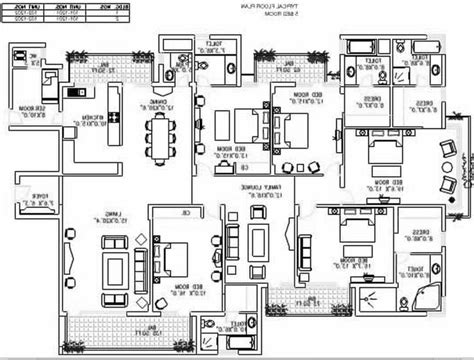 5 bedroom home plans duplex house plans ideas about on and modern 5 bedroom