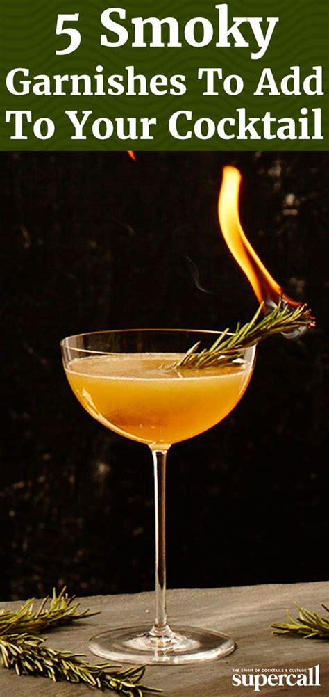 cocktail garnishes best 25 cocktail garnish ideas on