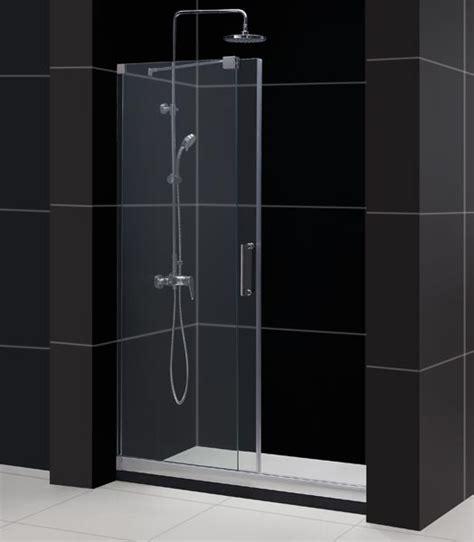 sliding glass shower doors frameless mirage frameless sliding shower door dreamline bathroom