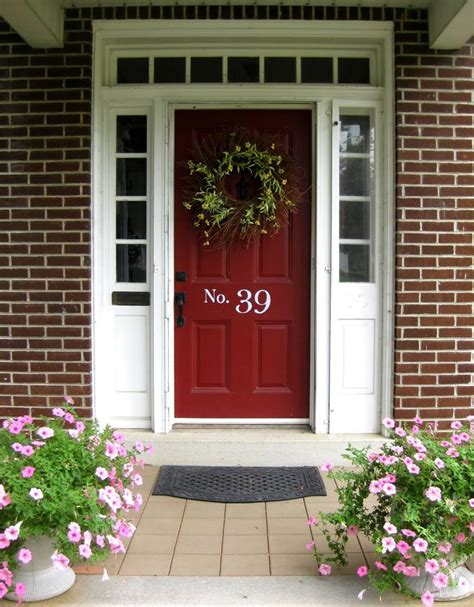 front door colors for house 25 best ideas about doors on door