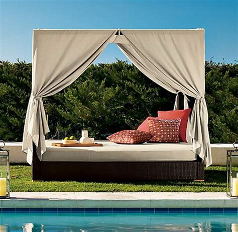 Outside Canopy by Outside Canopy Bed Outdoor Furniture Design And Ideas