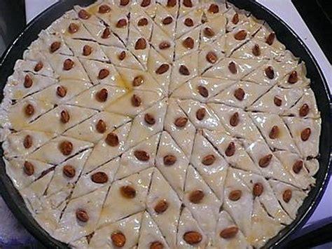 recette de baklawas simple et rapide