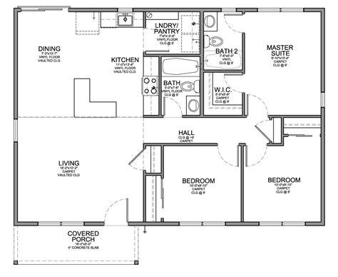 3 bedroom plan small three bedroom house plans smalltowndjs