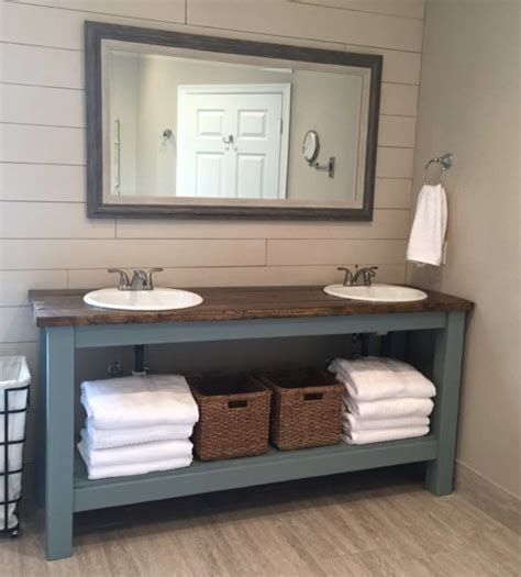 farmhouse bathroom vanity 25 best ideas about farmhouse vanity on