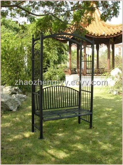 Garden Arch And Bench Garden Arch With Bench Purchasing Souring Ecvv