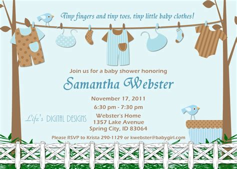 make a baby shower card free the best free printable baby shower invitations for your