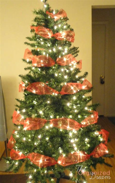 decorating a tree with deco mesh how to decorate tree with mesh great printable