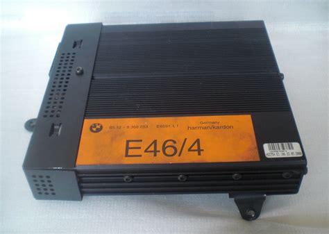 Bmw Harman Kardon by Bmw E46 Harman Kardon Lifier Wiring