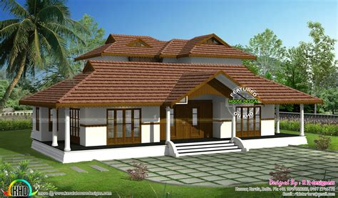 kerala home design kerala traditional home with plan kerala home design