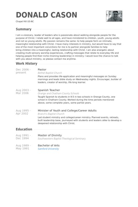 resume for pastoral candidate awesomethesis x fc2 com