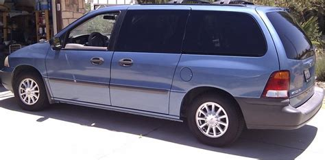 2004 Ford Windstar by Dinodino 2004 Ford Windstar Passenger Specs Photos