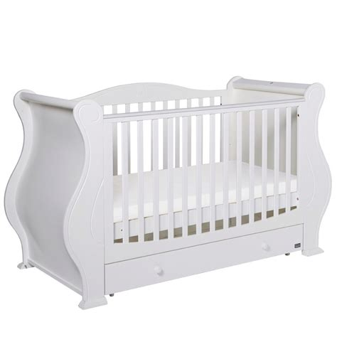 bed cot louis cot bed white baby cot bed tutti bambini