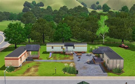 30x30 House Plans summer s little sims 3 garden riverview list of houses