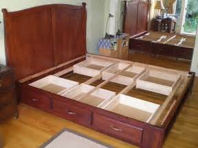 drawer bed fascinating beds with drawers for convenient