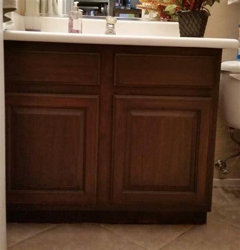 Lowes Kitchen Cabinet Brands choosing the right dark gel stain java gel stain vs