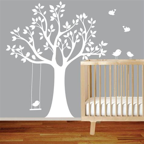 nursey wall stickers 17 best ideas about wall stickers tree on wall